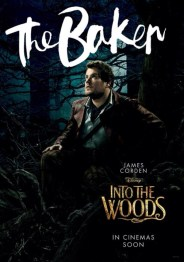James Corden som The Baker