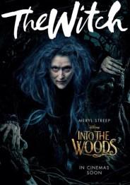 Meryl Streep som The Witch