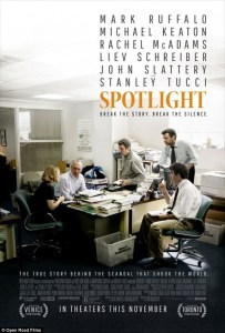 Spotlight (2015)