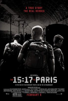 The 15.17 to Paris