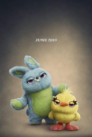 Toy Story 4 (2019) - Bunny & Ducky