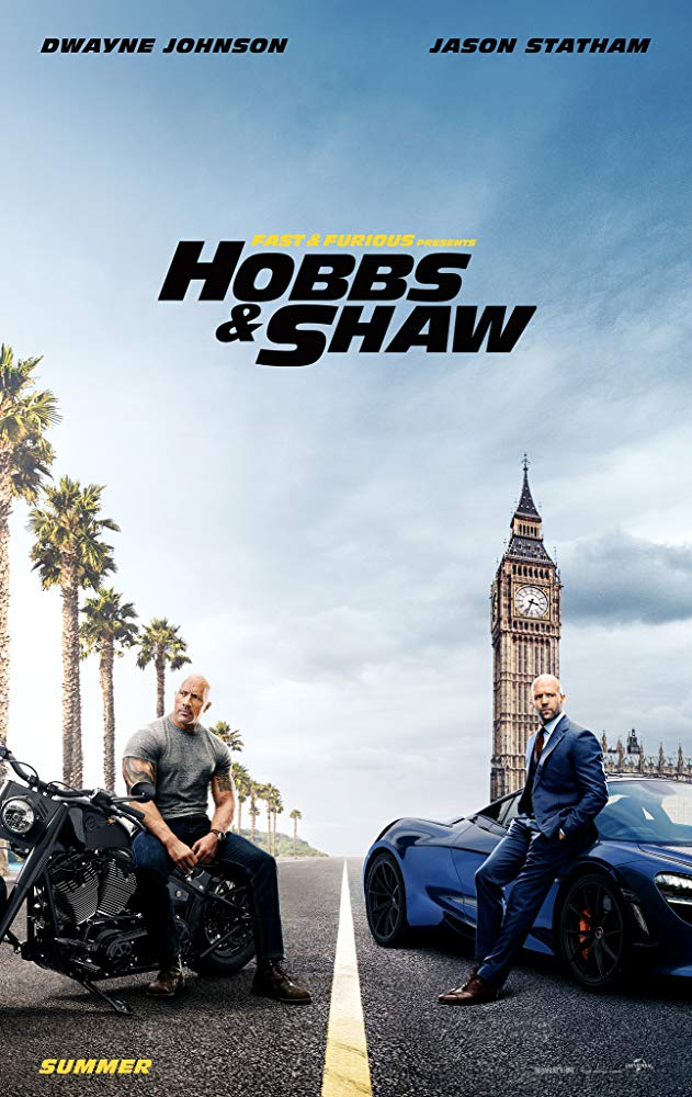 Hobbs & Shaw (2019) - Official Trailer
