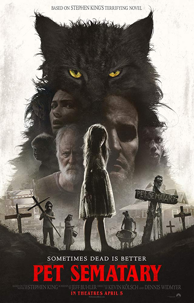 Pet Semetary (2019) - Official Trailer #2