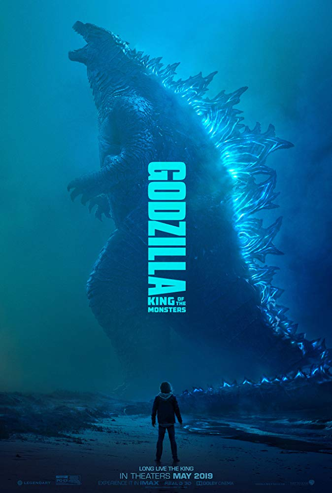 Godzilla: King of Monsters (2019) - Intimidation - Teaser