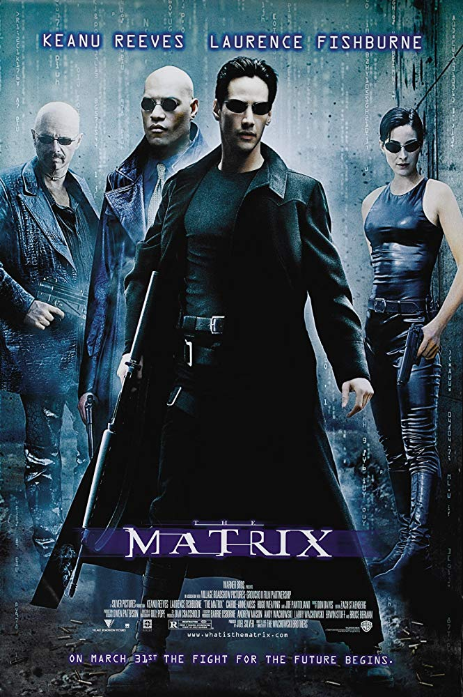 The Matrix (1999) - Official Classic Trailer
