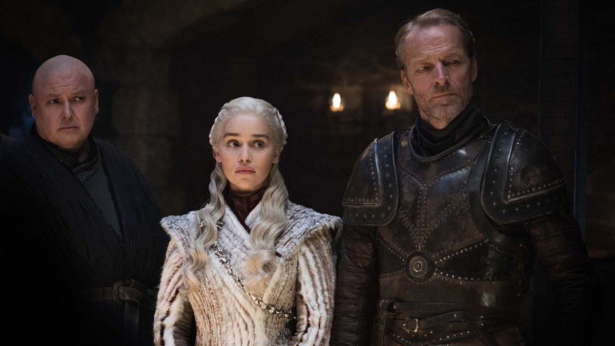 HBO releases NEW STILLS from Game of Thrones Season 8: Episode 2