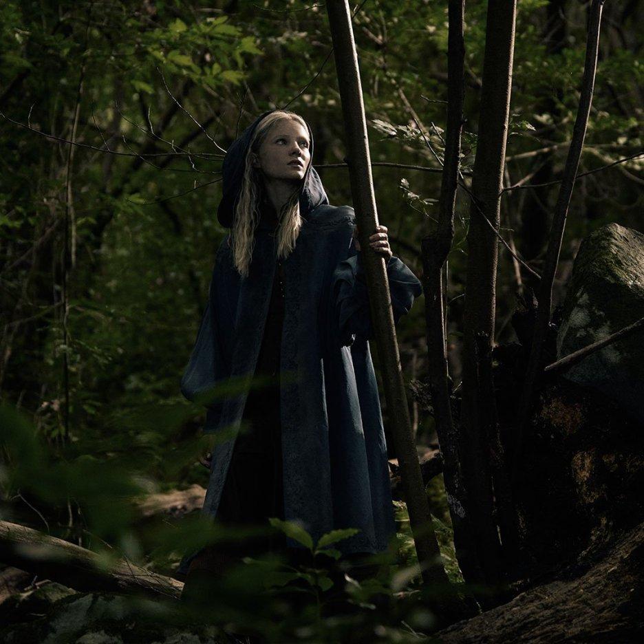 Freya Allan as Princess Ciri