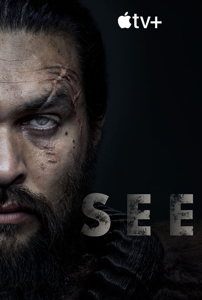 See (2019) - Poster
