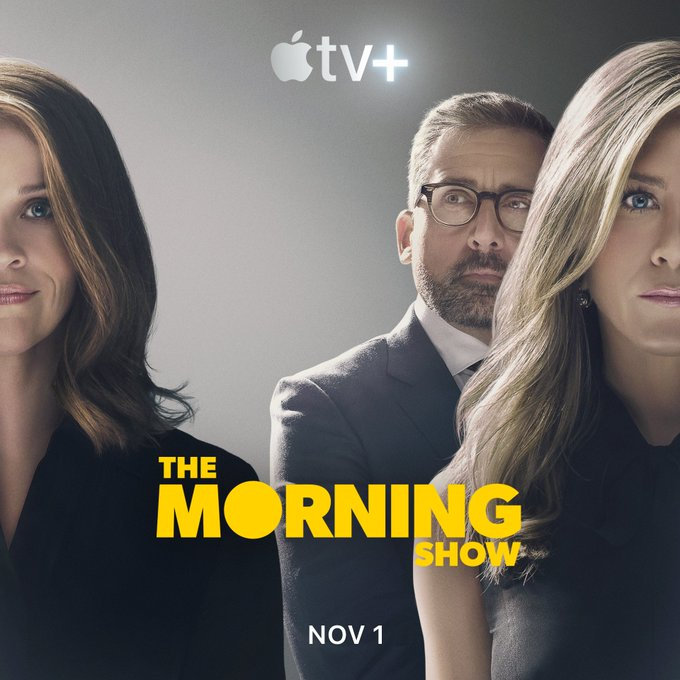 The Morning show - AppleTV