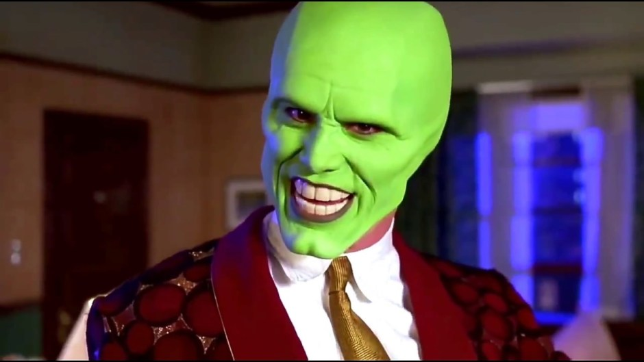 Jim Carrey-The Mask-