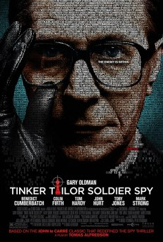 Tinker Tailor Soldier Spy (2011) - Poster