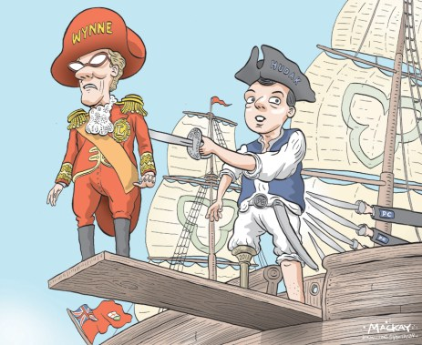 By Graeme MacKay, The Hamilton Spectator - Friday August 16, 201