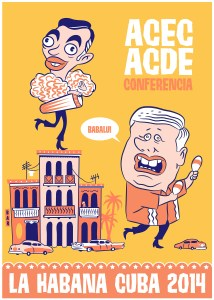 In May 2014, Graeme and other Canadian editorial cartoonists travelled to Cuba