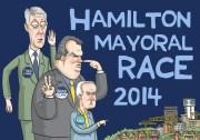 Hamilton Mayoral Race