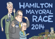 Hamilton Mayoral Race