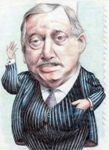 Jacques Parizeau | by Graeme MacKay