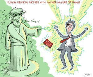 Image result for trans mountain cartoons