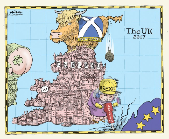 Scotland Mackaycartoons