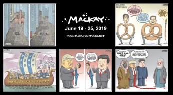 June 19 - 25, 2019