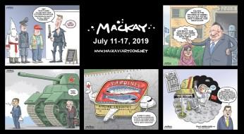 July 11-17, 2019