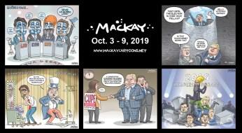 Oct. 2 - 9, 2019
