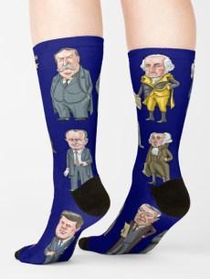 Socks for History Buffs