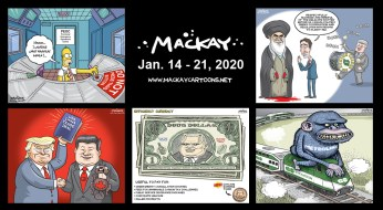 Jan. 14 -21, 2020