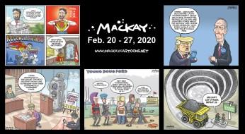 Feb. 20 - 27, 2020