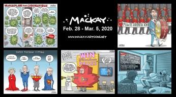 Feb. 28 - Mar. 5, 2020