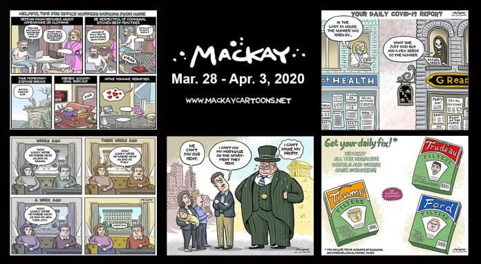Mar. 28 - Apr. 3, 2020