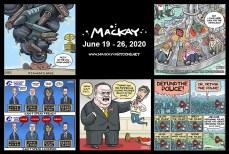 June 19 - 26, 2020