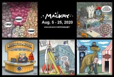 Aug 5 - 25, 2020