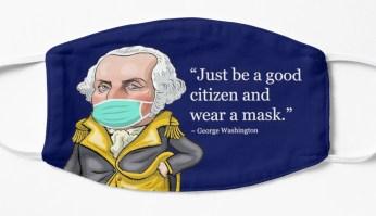 Washington mask