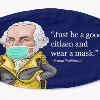 Washington mask