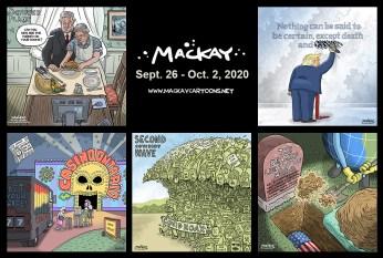 Sept 26 - Oct 2, 2020