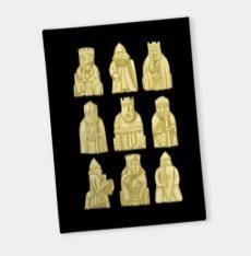 Lewis Chessmen Notebook