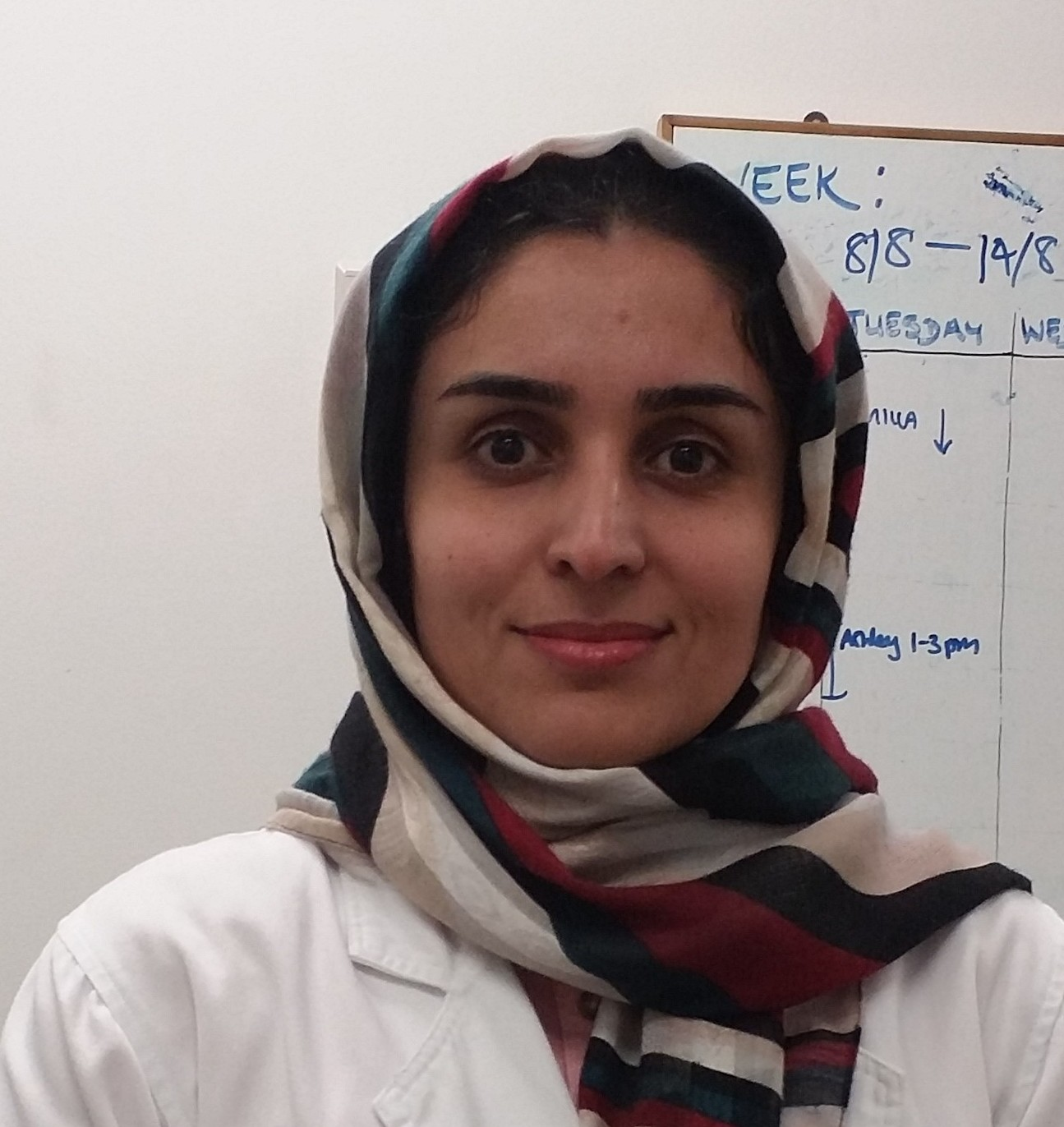 Dr Hakimeh Moghaddas Sani