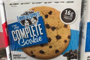 Lenny and Larry's cookies brand ambassador program