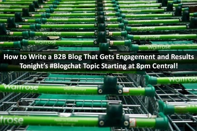 How to Write a B2B Blog That Gets Engagement and Results