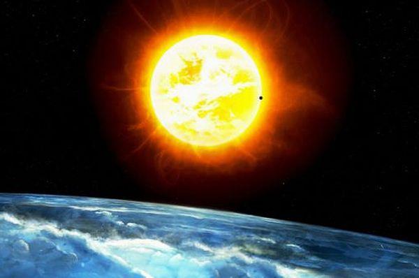 ぼくらは8秒前の太陽を見ている