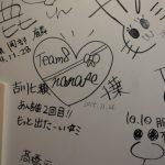 AKB48カフェ,メンバーの顔写真とかサインとか,秋葉原、東京