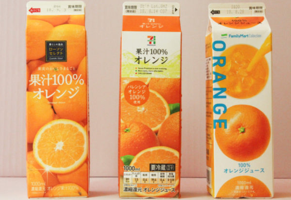 オレンジジュースがピリピリ,炭酸,これは、酵母菌?
