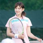 【佐藤朱~AKB48テニスイベント・東京】あかりん・亜細亜大学テニス・参加レポート~2019.03