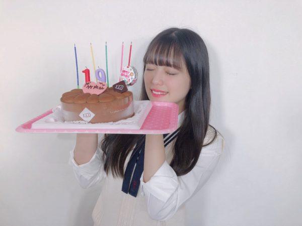 さきぽん,竹内彩姫ちゃん、19歳、誕生日、おめでとう,SKE48
