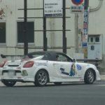 本日の痛車、栃木県, 足利市のあたり