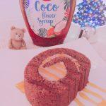 ココナッツの蜜のシロップ~インスタ映え~スイーツ~