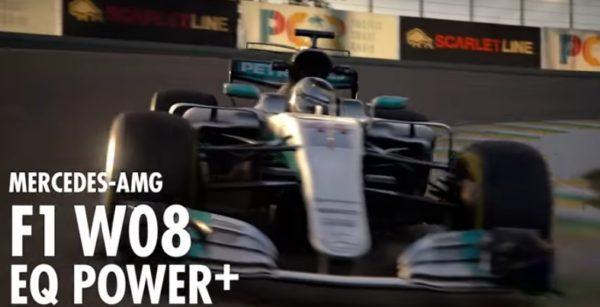GT SPORT攻略,カタロニア,メルセデス・ベンツF1,アーケードはセッティングで勝つ