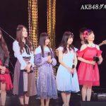 AKB48グループ、歌唱力ナンバーワン,決勝、始まった━━(゚∀゚)━━!!