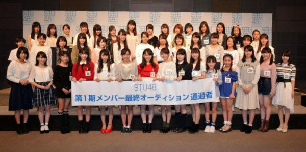 【AKB48】オーディションの倍率は平均416倍、偏差値75以上、弁護士と同等の倍率!?
