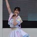 清水麻璃亜、まりあ、AKB48 チーム8、推し写真、2018.07 千葉モノレール祭り